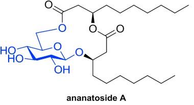 ananatoside